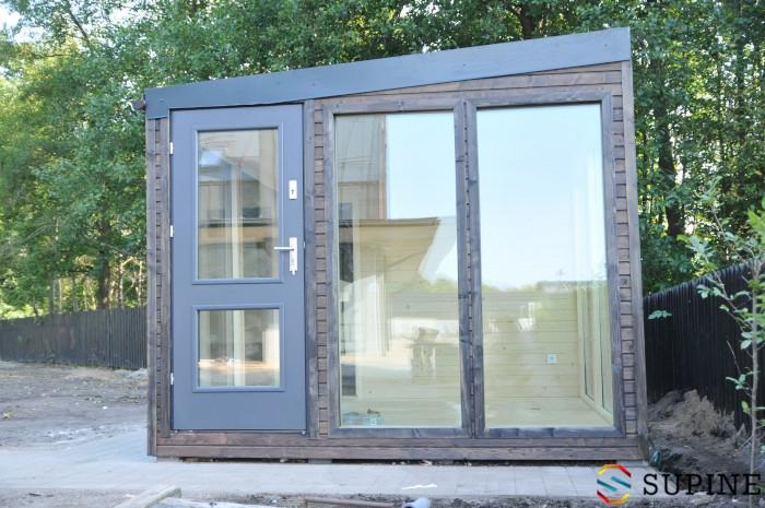Domek z sauną fińską Noah