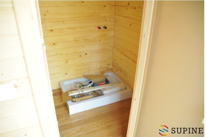 Sauna drewniana ogrodowa wyposażenie Noah
