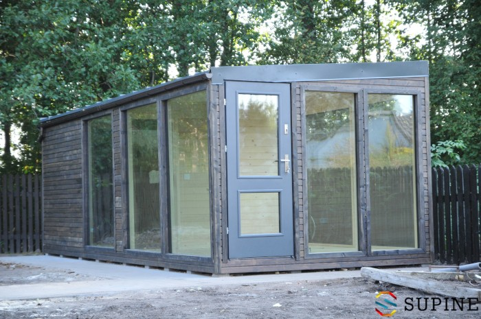 Domek saunowy od producenta Noah
