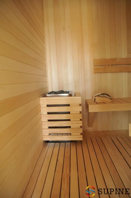 Piec do sauny ogrodowej Noah