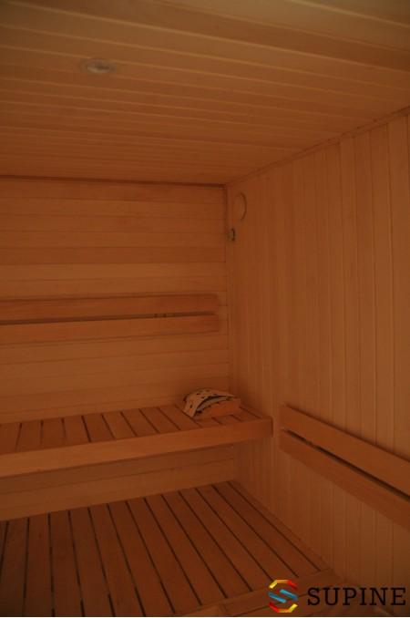 Prywatna sauna ogrodowa Noah