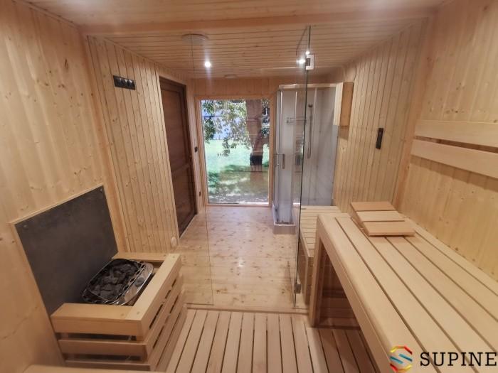 Domek saunowy od producenta Emma