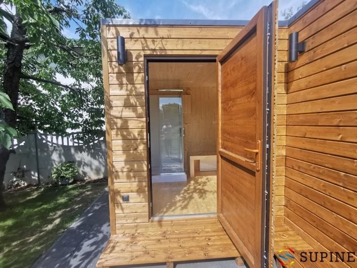Sauna ogrodowa od producenta Emma