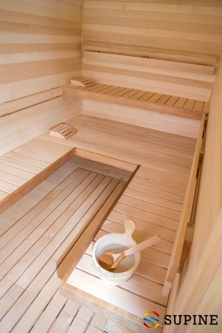 Sauna ogrodowa prywatna Oliver