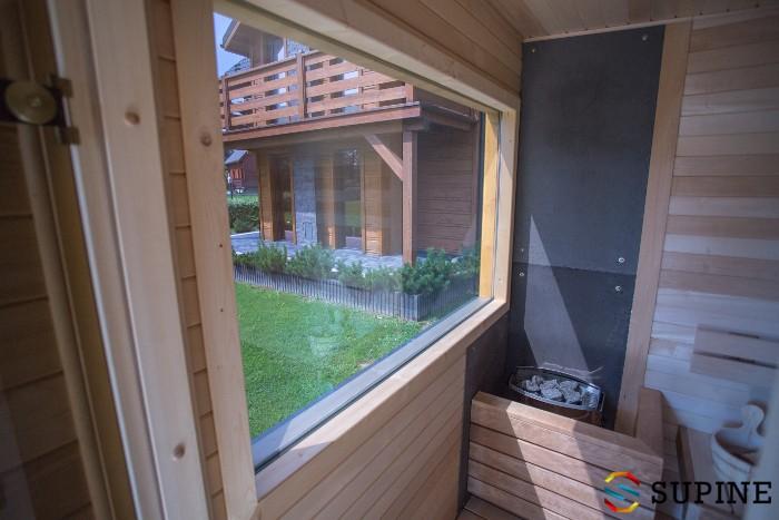 Domek rekreacyjny z sauną Oliver
