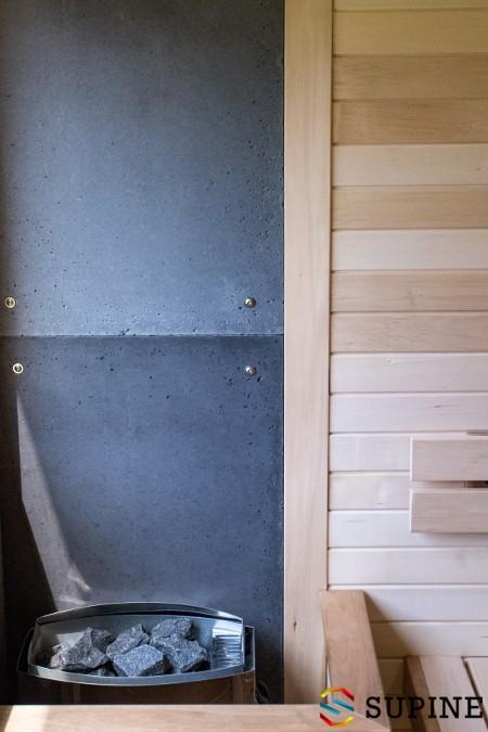 Sauna ogrodowa piec Oliver