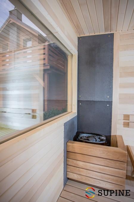 Piec do sauny ogrodowej Oliver