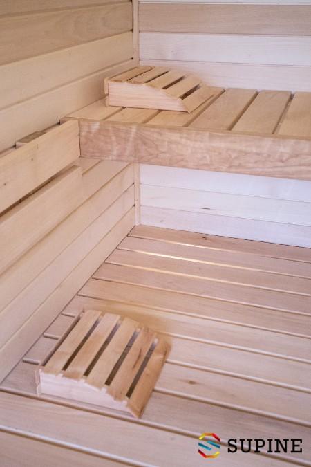 Sauna domowa zewnętrzna Oliver