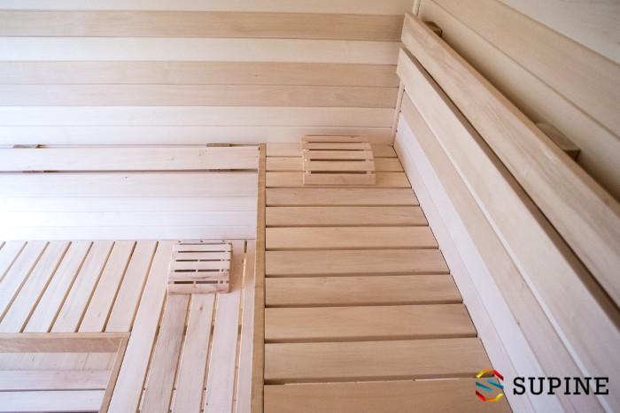 Sauna z drewna ogrodowa Oliver