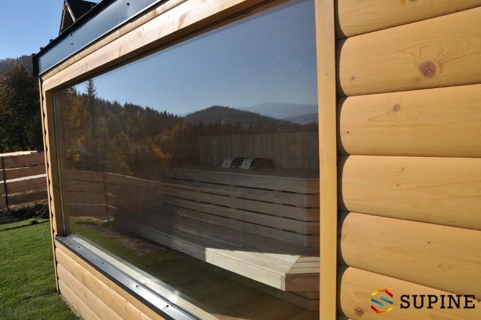Sauna ogrodowa Alex domek
