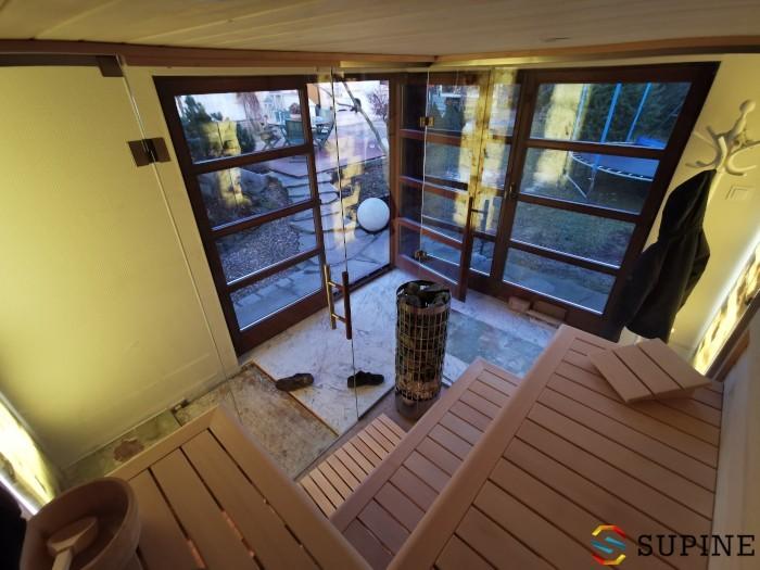 Jaki piec wybrać do sauny domowej lub ogrodowej